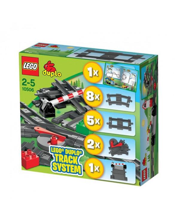 Lego set de accesorios para trenes 10506
