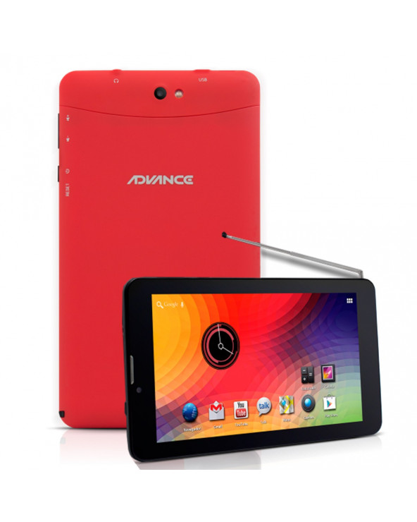 Advance Tablet TV PR6145 Rojo