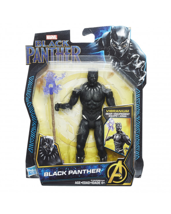 Figura de Acción Black Panther