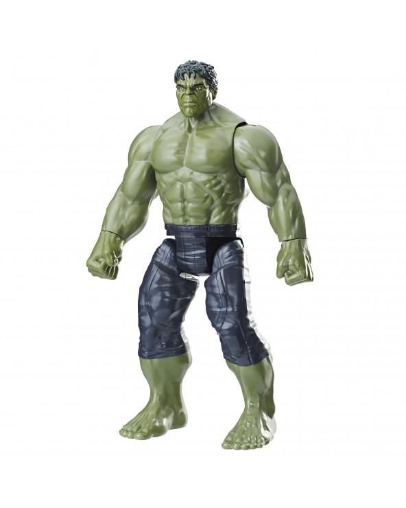 Figura de Acción Avengers Infinity War Figura Titan Hero Hulk 30cm