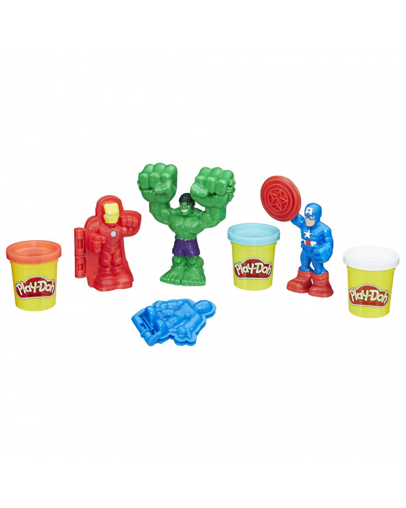 Play-Doh Marvel...