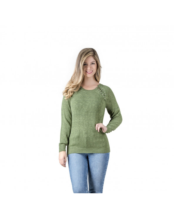 One Step Sweater Dama...