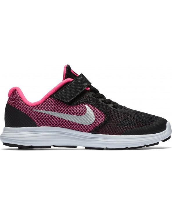 Nike Revolution 3 GPV 819417-001 Negro