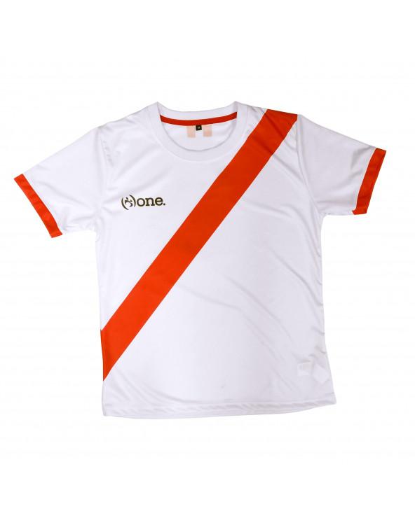 One Camiseta Peru Blanco...