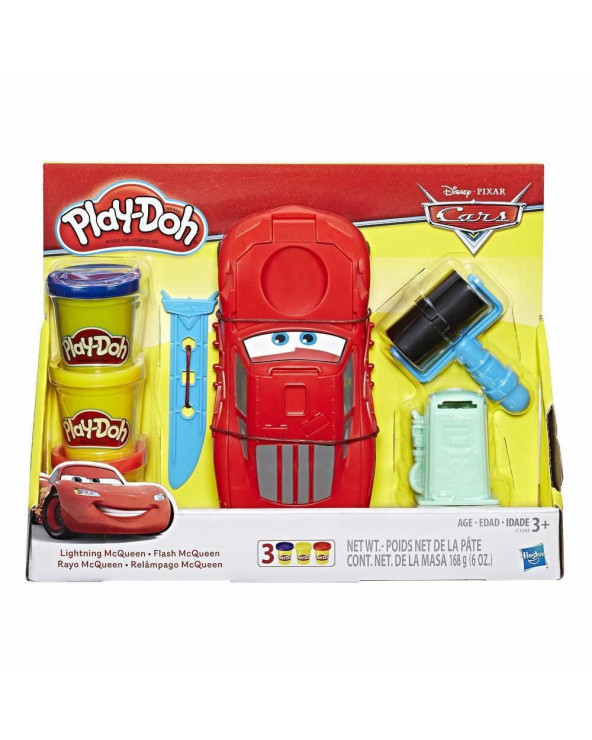 Play-Doh Rayo McQueen