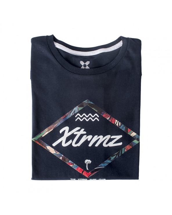 XTRMZ Polo Hombre M/C Print...