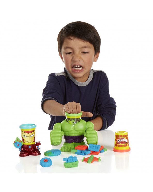 Play-Doh Marvel Hulk...