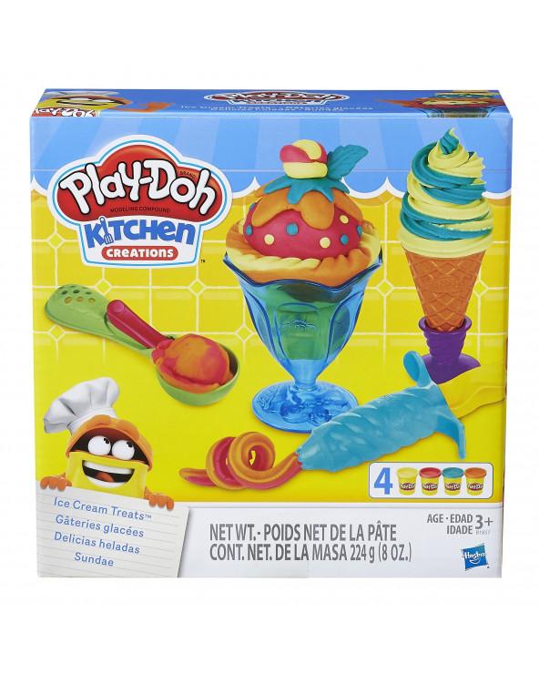 Play-Doh Delicias Heladas