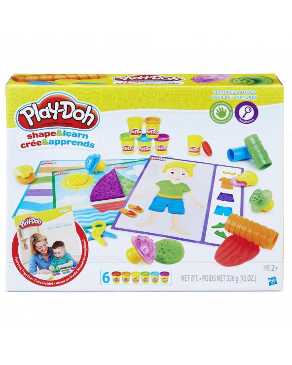 Play-Doh Moldea y Aprende -...