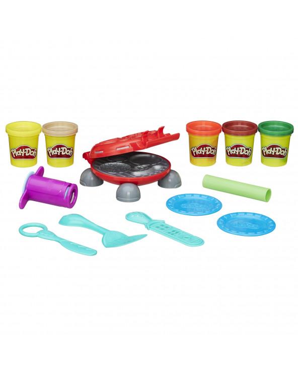 Play-Doh Hamburguesas A La Parrilla