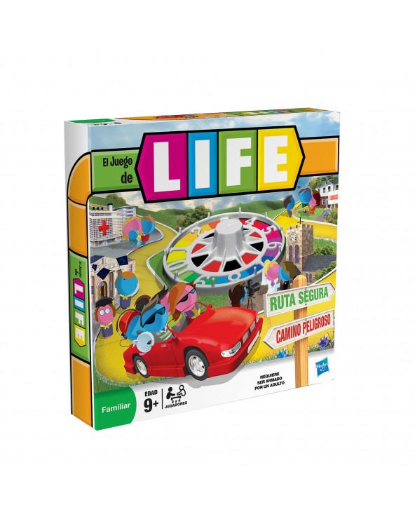 Hasbro Life: El Juego De La Vida 17152