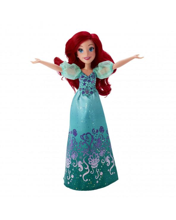Disney Princesas Clásica Ariel, Rapunzel y Cenicienta.