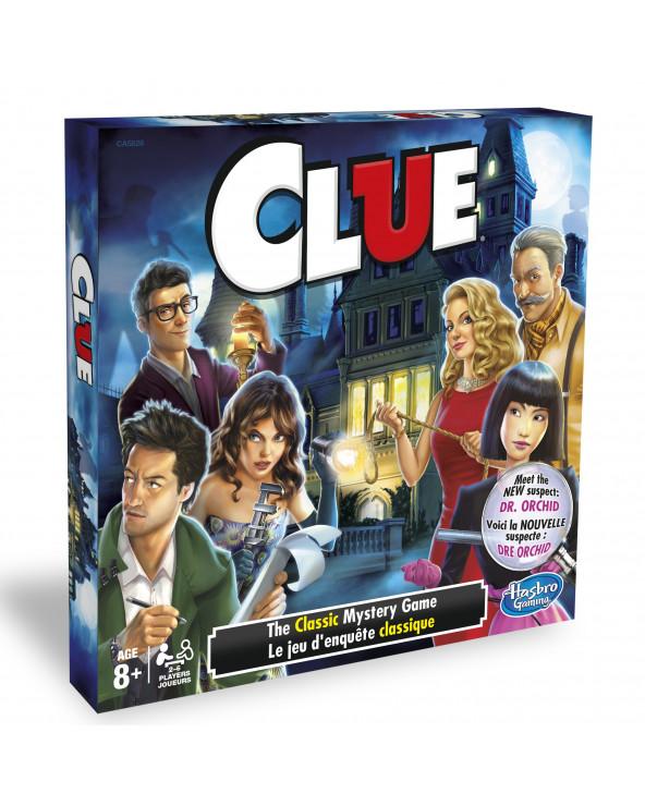 Clue Juego de Mesa