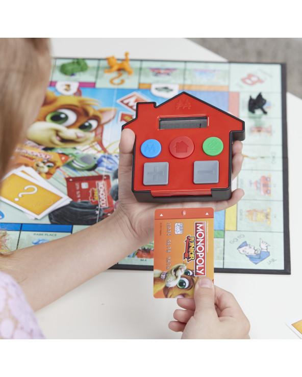 Monopoly Junior Banco...