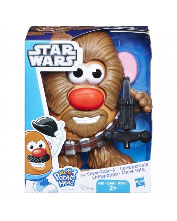 Sr. Cara de Papa Star Wars Chewpappa - Papa Solo