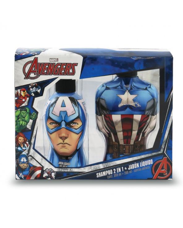 Avengers Set Window Box...