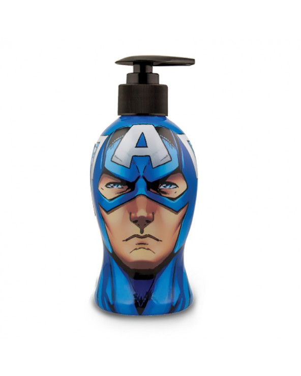 Avengers Head Jabón Líquido x 300Ml