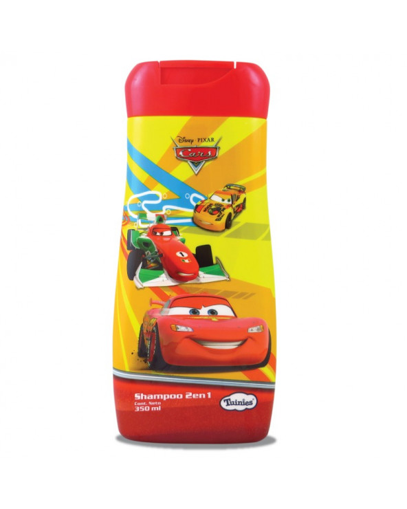 Cars Shampoo 2 En 1 350 Ml