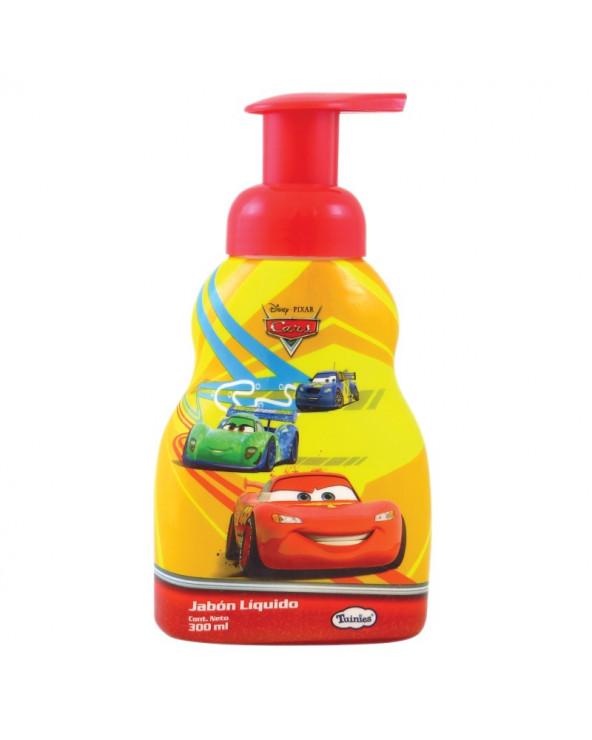 Cars Jabón Líquido 300 Ml