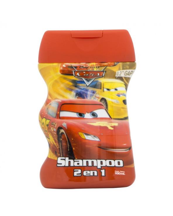 Cars Shampoo 2 En 1 x 100Ml Niños