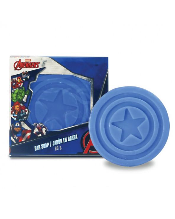Avengers Jabón En Barra x 75Gr