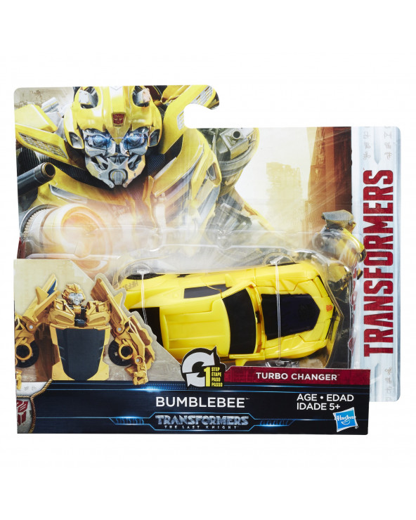 Transformers Movie 5 Quick Changers - Transformables En 1 Paso