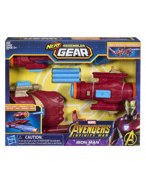 Avengers Iron Man Assembler Gear
