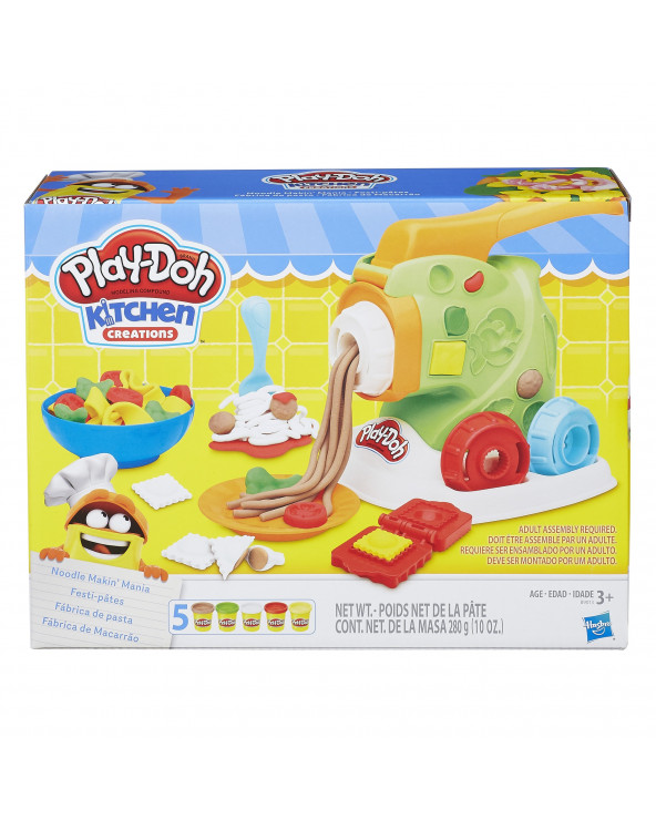 Play-Doh Fábrica De Pasta