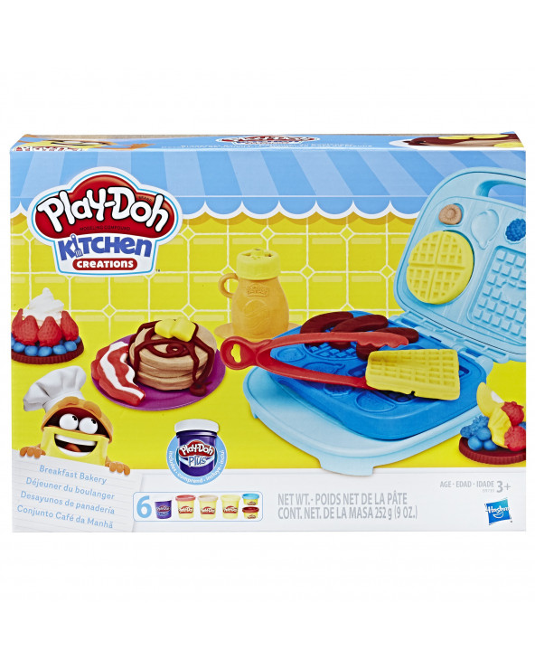 Play-Doh Desayunos De...