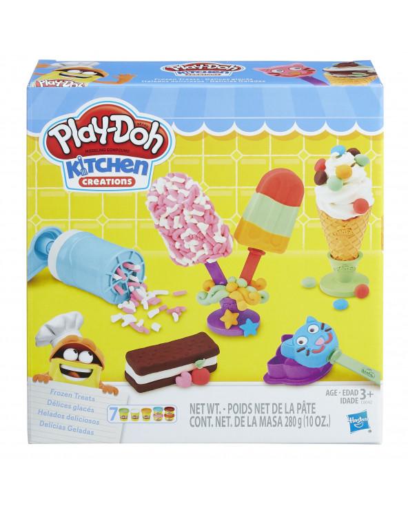Play-Doh Helados Deliciosos