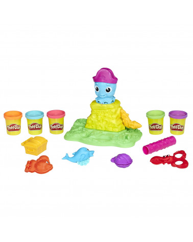 Play-Doh Pulpo Divertido