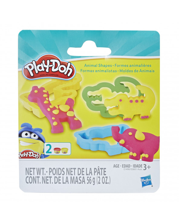 Play-Doh Pack De Formas