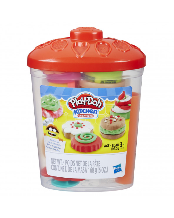 Play-Doh Bote de Galletas