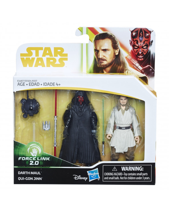 Star Wars 2 Pack De Figuras...
