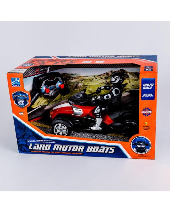 Moto Control Remoto 4 Canales OTC0870790