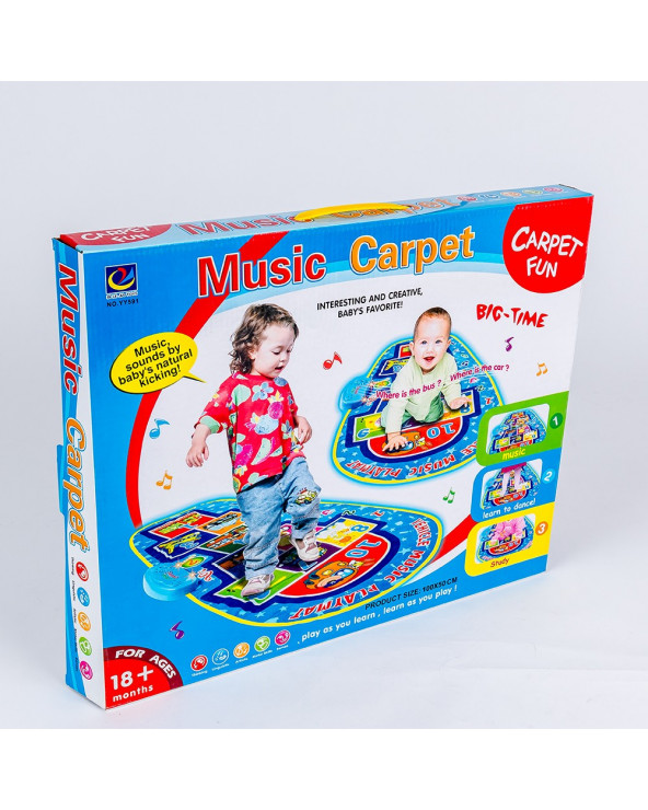 Toys Music Carpet OTE0617723