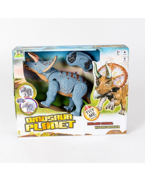 Dinosaurio Control Remoto luces Y Sonido OTC0869270