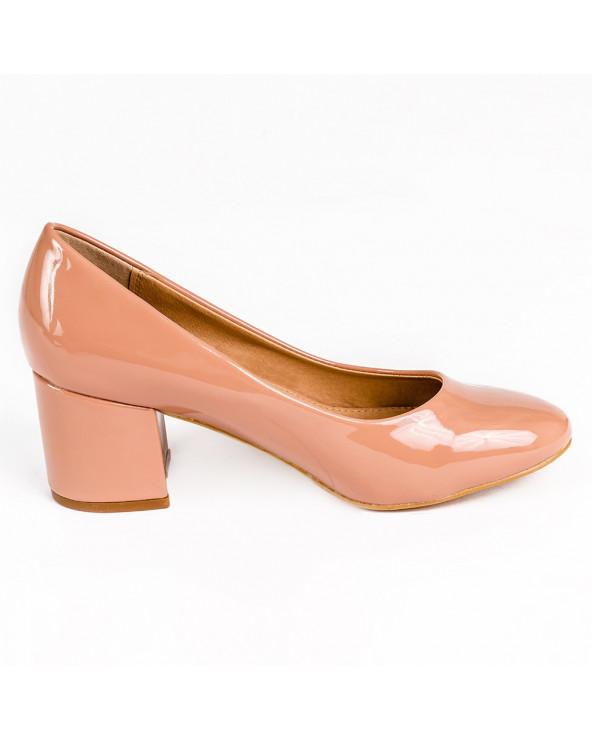 Essence Zapato Dama HYD-A12 Dark Beige