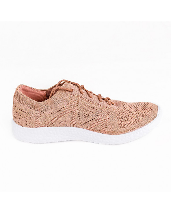 Essence Zapatillas Casual perfect Price F816-3 Palo Rosa