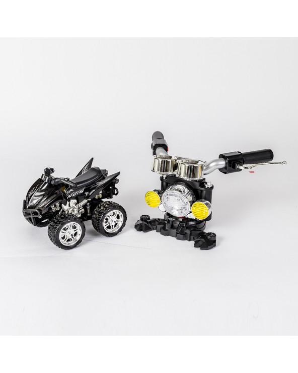 Motocicleta Contro Remoto...