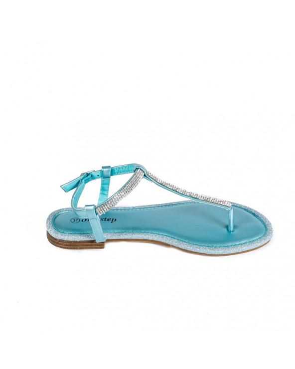 One Step Sandalia PP Brillo 6002258