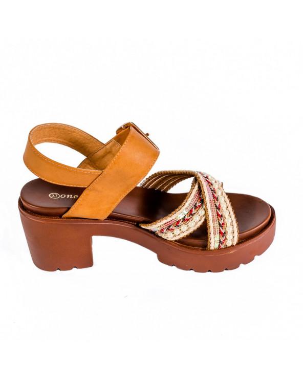 One Step Sandalia Mod Cruce 6010027