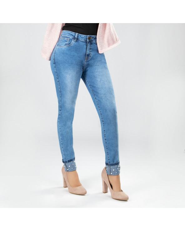 Essence Jeans Sifri Listado Celeste