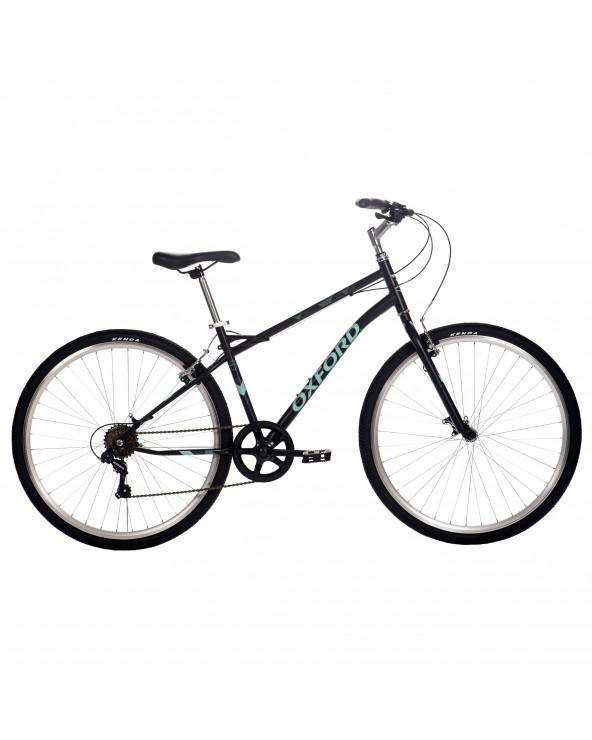 Oxford Bicicleta Hombre de Paseo Capital BP2943 Negra