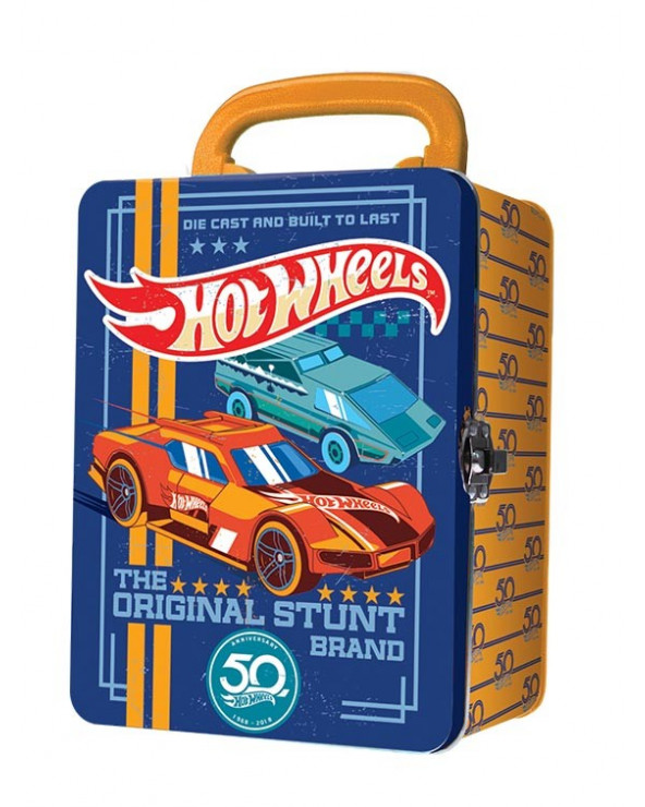Hot Wheels case Metálico...