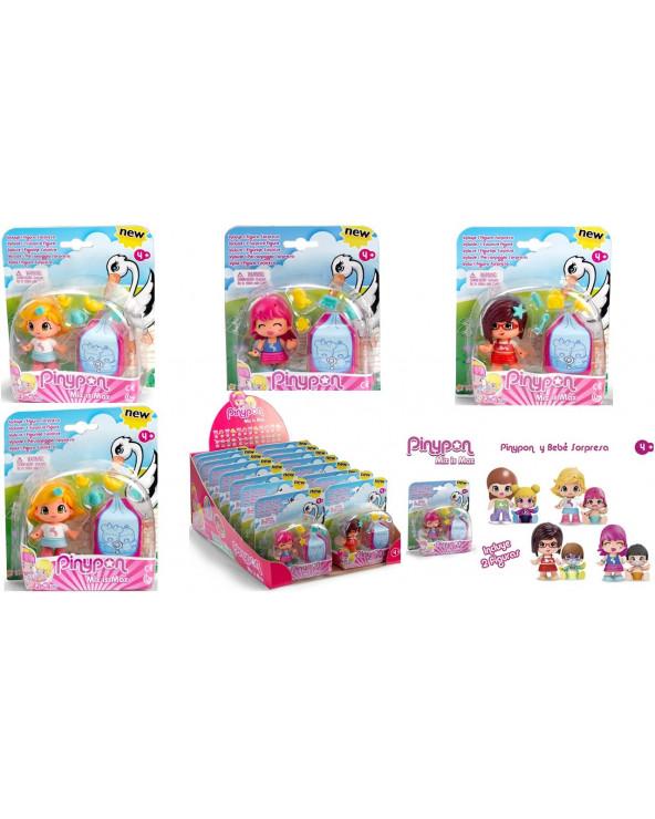 Pinypon Kids And Figure CDU 700014088