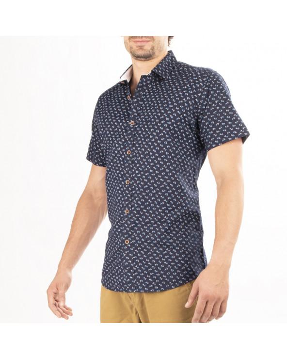 Priority Camisa M/C Yender