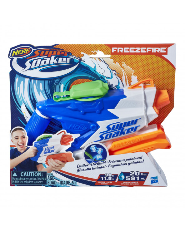 Supersoaker Freezefire 2.0...