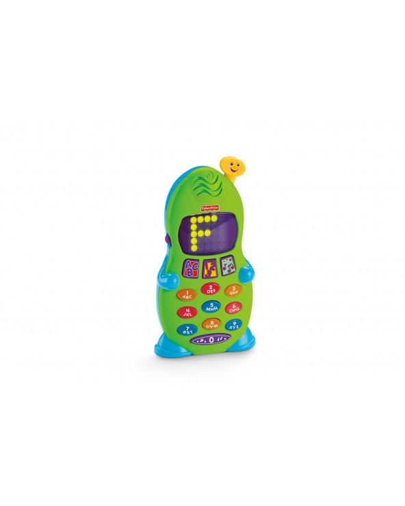 Fisher Price Laugh & Learn Teléfono Aprende Conmigo G7802