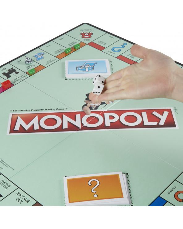Monopoly Nuevo Clasico C1009